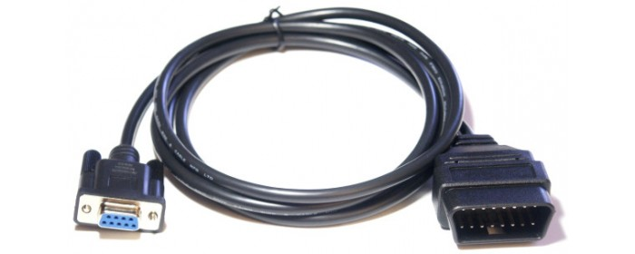 OBD II Vehical Inspection Cable