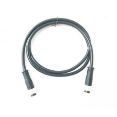 IPAE-CA-WF004 M12 8C Injection type, waterproof,pressure,low temp cable L=1000MM